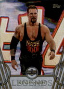 2018 Legends of WWE (Topps) Kevin Nash 30