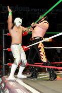 CMLL Martes Arena Mexico 11-14-17 2