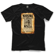 El Generico Missing T-Shirt