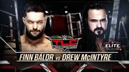 Finn Balor vs. Drew McIntyre TLC 2018