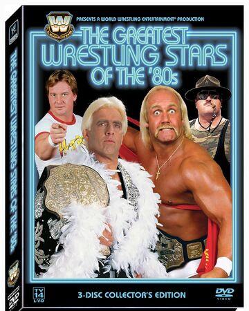 Greatest Stars Of The 80 S Pro Wrestling Fandom
