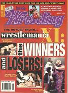 Inside Wrestling - August 1995