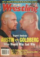 Inside Wrestling - November 1998