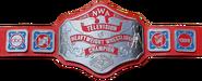 NWA Television Championship Red Strap