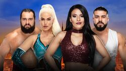 SS 2018 Mixed Tag Match