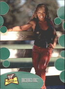 2001 WWF The Ultimate Diva Collection (Fleer) Jacqueline 4