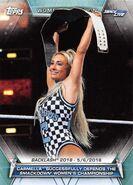 2019 WWE Women's Division (Topps) Carmella 71