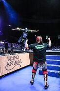 CMLL Domingos Arena Mexico (January 12, 2020) 30