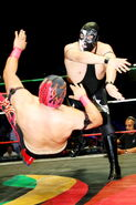 CMLL Martes Arena Mexico 7-31-18 10