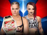 Elimination Chamber 2019 Ronda Rousey v Ruby Riott