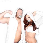 Mike Bennett & Maria