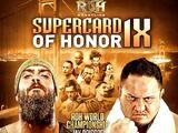 ROH Supercard Of Honor IX
