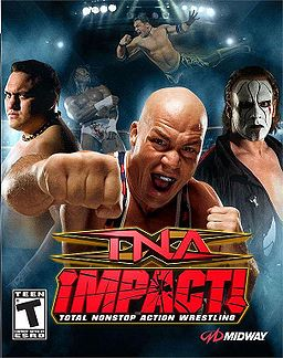 TNA Impact! (video game)   Pro Wrestling   FANDOM powered by