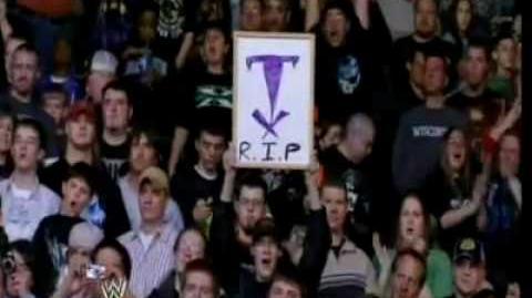 Undertaker VS Mark Henry. Casket Match