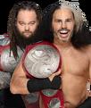 Wyatt Hardy Raw Tag Champions