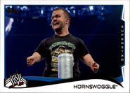 2014 WWE (Topps) Hornswoggle 70