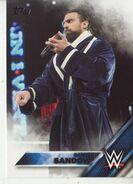 2016 WWE (Topps) Damien Sandow 18