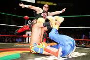 CMLL Martes Arena Mexico (July 17, 2018) 9