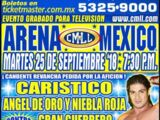 CMLL Martes Arena Mexico (September 25, 2018)