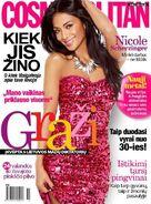 Cosmopolitan (Lithuania) - December 2012