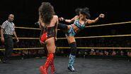 Dakota Kai vs. Vanessa Borne - WWENXT