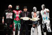 Estrella Executive Committee-Stardom-Tokyo Gurentai Produce Lucha Libre Estrella Fiesta 12