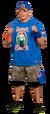 John Cena 2017 stat photo