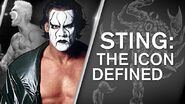 Sting The Icon Defined