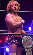 Tetsuya Naito IWGP Intercontinental Champion