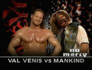Val Venis vs. Mankind No Mercy 1999