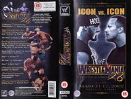 WWF Wrestlemania XVIII - Cover
