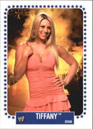 2008 WWE Heritage IV Trading Cards (Topps) Tiffany 56