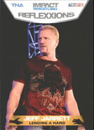 2012 TNA Impact Wrestling Reflexxions Trading Cards (Tristar) Jeff Jarrett 99