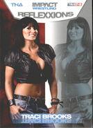 2012 TNA Impact Wrestling Reflexxions Trading Cards (Tristar) Traci Brooks 49