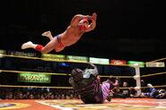 CMLL Guadalajara Martes 9