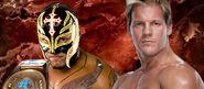 Extreme Rules 2009 Jericho v Mysterio