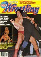 Inside Wrestling - August 1982