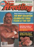 Inside Wrestling - March 1987