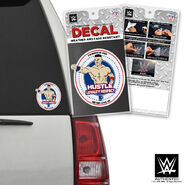 John Cena HLR Car Decal