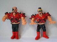 Legion of Doom figures.1