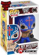 Rey Mysterio - Pop WWE Vinyl