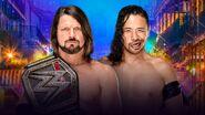 WM 34 Styles v Nakamura