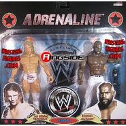 WWE Adrenaline Series 36 Jackson and Kendrick