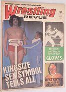 Wrestling Revue - June 1973