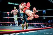 CMLL Martes Arena Mexico (December 3, 2019) 12