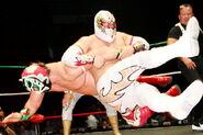 CMLL Martes Arena Mexico 5-9-17 26