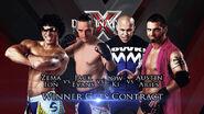Destination X 2011 Contract