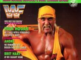 WWF Magazine - May 1993