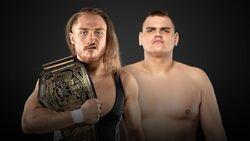 NXT New York Dunn v Walter