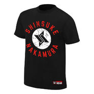 Shinsuke Nakamura The Artist Youth Authentic T-Shirt